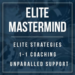 Tanner Chidester Elite Mastermind